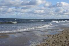 Bałtyk - listopad - 2008 r.