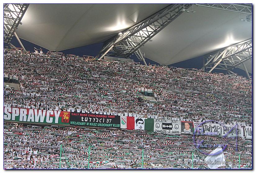 Zdjęcia z meczu Legia Molde 07.08.2013 r.